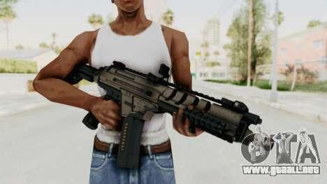 HBRA3 Advanced Warfare para GTA San Andreas tercera pantalla