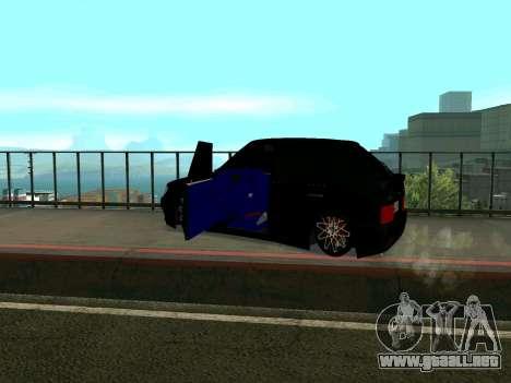 VAZ 2114 KBR para GTA San Andreas vista hacia atrás