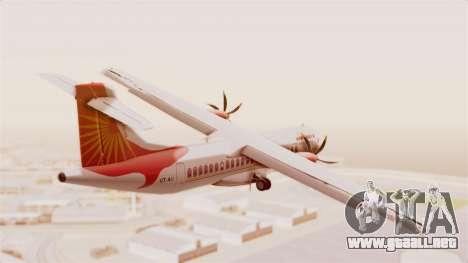 ATR 72-600 Air India Regional para la visión correcta GTA San Andreas
