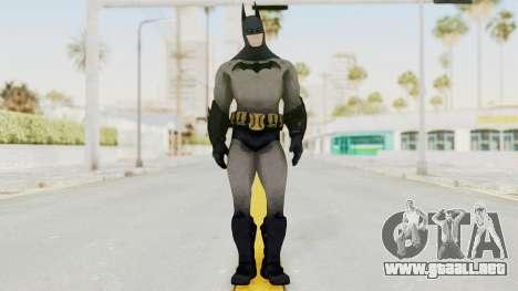 Batman Arkham City - Batman v2 para GTA San Andreas segunda pantalla