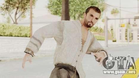 AC Brotherhood - Ezio Auditore Short Hair Civil para GTA San Andreas