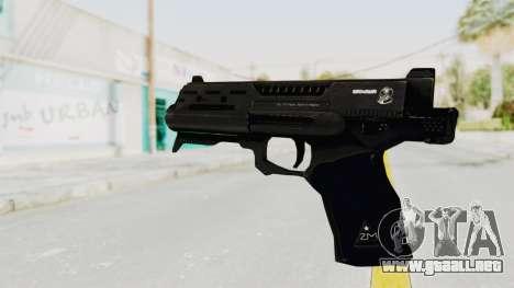 StA-18 Pistol para GTA San Andreas segunda pantalla