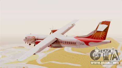 ATR 72-600 Air India Regional para GTA San Andreas left