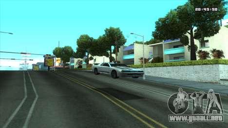 ENB Double FPS & for LowPC para GTA San Andreas sucesivamente de pantalla