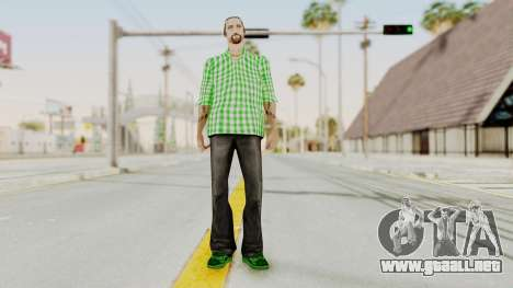Psycho Brother 1 para GTA San Andreas segunda pantalla