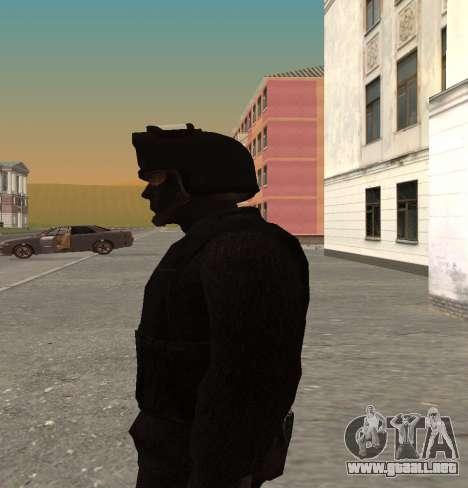 FSB alpha v1 para GTA San Andreas tercera pantalla