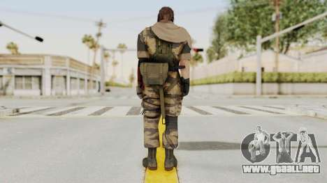 MGSV The Phantom Pain Venom Snake Sc No Patch v2 para GTA San Andreas tercera pantalla