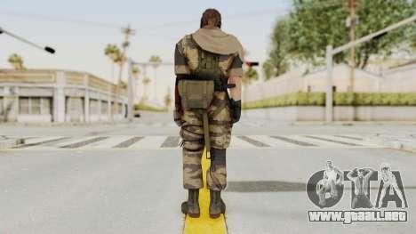 MGSV The Phantom Pain Venom Snake Sc No Patch v2 para GTA San Andreas tercera pantalla
