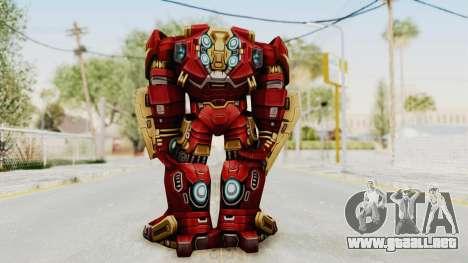 Marvel Future Fight - Hulk Buster Classic para GTA San Andreas tercera pantalla
