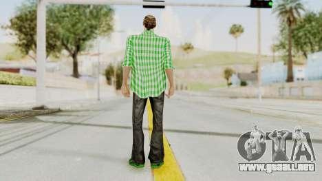 Psycho Brother 1 para GTA San Andreas tercera pantalla