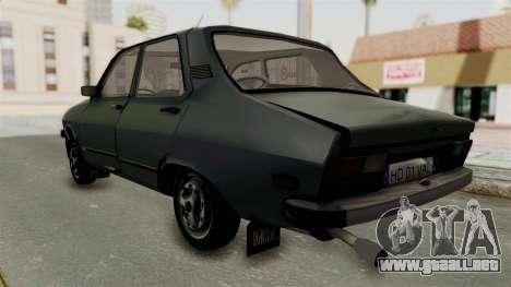 Dacia 1310 Funingi Taraneasca para GTA San Andreas left