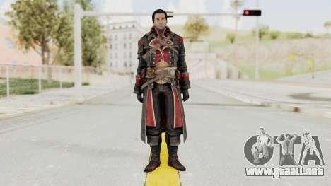 Assassins Creed Rogue - Shay Cornac para GTA San Andreas segunda pantalla