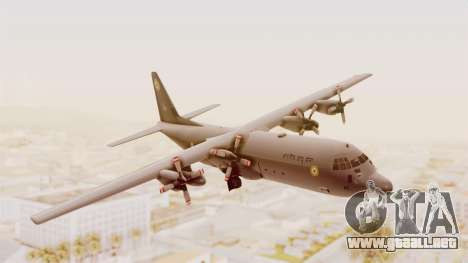 C130 Hercules Indian Air Force para GTA San Andreas