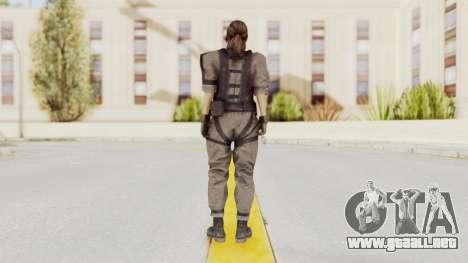MGSV Phantom Pain Quiet XOF v1 para GTA San Andreas tercera pantalla