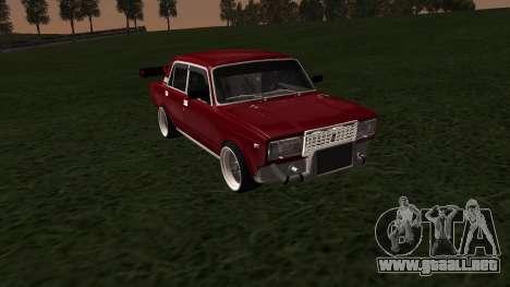 2107 JDM para GTA San Andreas