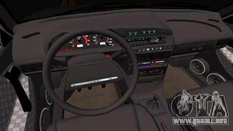 VAZ 2115 Vossen para GTA 4 visión correcta