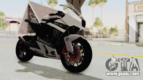 Kawasaki Ninja ZX-RR Streetrace para GTA San Andreas