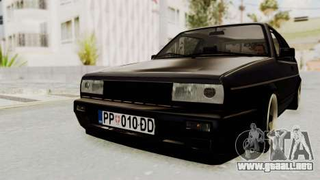 Volkswagen Golf 2 VR6 para GTA San Andreas
