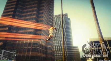 The Flash Script Mod para GTA 5