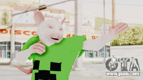 Rat Kid para GTA San Andreas
