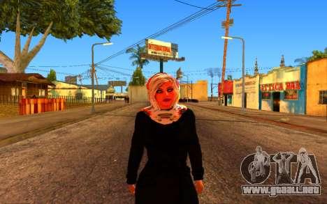 Iranian Girl para GTA San Andreas