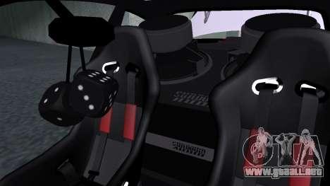BMW M3 E46 JDM para GTA San Andreas left