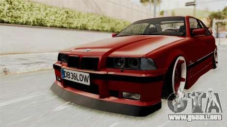 BMW 325i E36 Coupe para GTA San Andreas