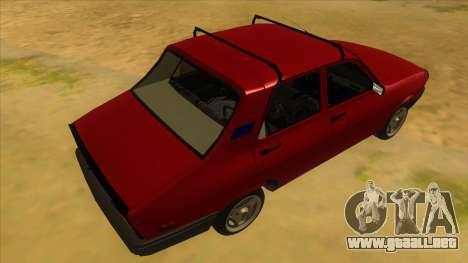 Dacia 1310 Berlina 1985 para la visión correcta GTA San Andreas