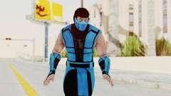 Mortal Kombat X Klassic Sub Zero UMK3 v1