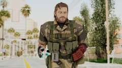 MGSV The Phantom Pain Venom Snake No Eyepatch v2 para GTA San Andreas