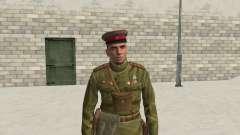 Pak combatientes del ejército rojo