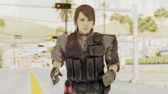 MGSV Phantom Pain Quiet XOF v1 para GTA San Andreas