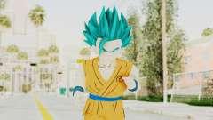 Dragon Ball Xenoverse Gohan Teen DBS SSGSS2 v2 para GTA San Andreas