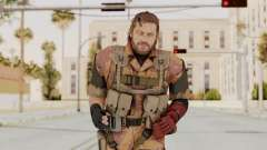 MGSV The Phantom Pain Venom Snake No Eyepatch v5