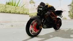 Kawasaki ER 6N Superbike