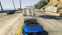 Simple Ramp Spawner With Speed Boost 0.3 para GTA 5