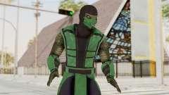 Mortal Kombat X Klassic Reptile para GTA San Andreas
