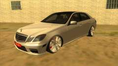Mercedes Benz E250 Autoridad De La Herramienta para GTA San Andreas