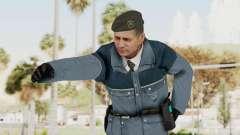 Bourne Conspirancy Zurich Police v2 para GTA San Andreas