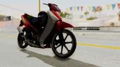 Suzuki RGX 120