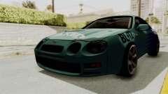 Toyota Celica GT Drift Falken para GTA San Andreas