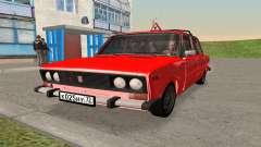 VAZ 2106 Formación para GTA San Andreas