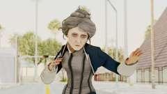 Bioshock Infinite Elizabeth Old para GTA San Andreas