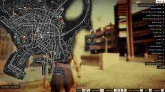 Treasure Map V para GTA 5