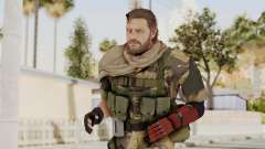 MGSV The Phantom Pain Venom Snake Sc No Patch v2 para GTA San Andreas