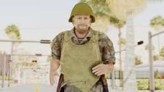 MGSV The Phantom Pain Soviet Union VH No Sleeve2 para GTA San Andreas