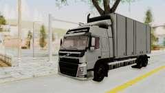 Volvo FM Euro 6 6x4 Tandem v1.0 para GTA San Andreas