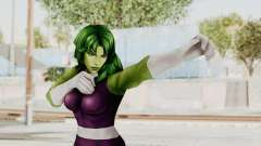 Marvel Future Fight - She-Hulk para GTA San Andreas