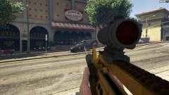 SelectiveFire 2.0 para GTA 5