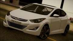 Hyundai ELANTRA 2015 STOCK